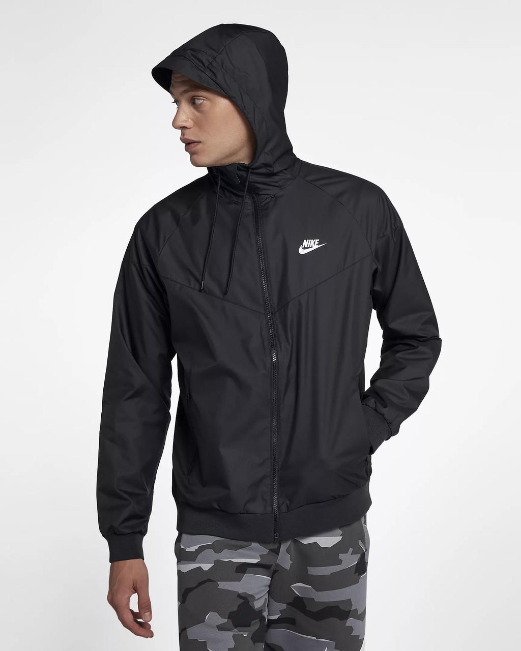 30ff312d Куртка Nike Sportswear Windrunner Jacket 727324-010 (Оригинал), цена 2 049  грн., купить в Киеве — Prom.ua (ID#762888955)