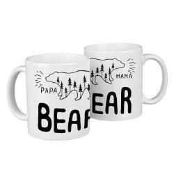 Парные кружки Bear (KR2_18A011)