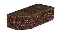 Цегла кутовий коричневий 250х120х65 (1під.- 336 шт)