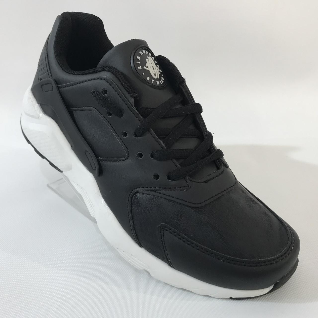 Мужские кроссовки Nike Air Huarache / черные