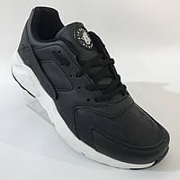 Мужские кроссовки Nike Air Huarache / черные, фото 1
