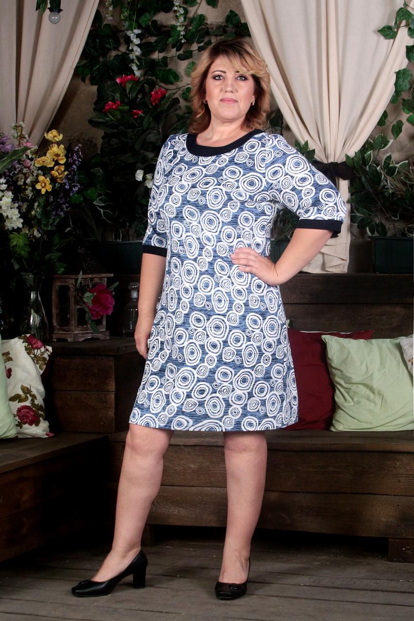Платье Selta 704 размеры 58, 60, 62, 64