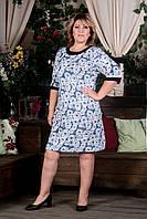 Платье Selta 704 размеры 58, 60, 62, 64, фото 1