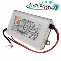 Led драйвер PCD-16-350B LED DRIVER. Драйвер светодиода MEANWELL