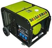 Бензиновая электростанция (генератор) DALGAKIRAN DJ 12000 BG-ME