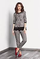 Женский костюм BECHAMEL от NOCHE MIO (блузон и брюки), фото 1