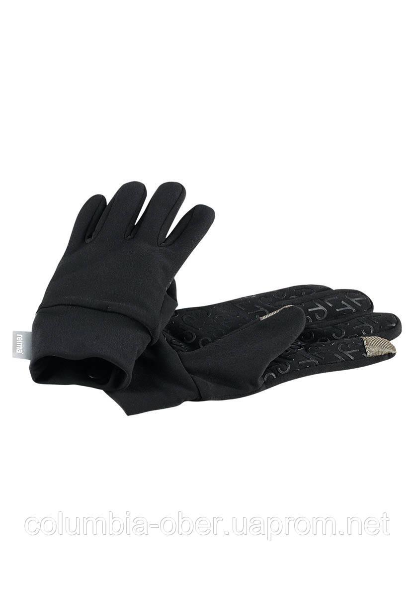 Демисезонные перчатки для мальчика Reima Zinkenite 527275-9990. Размеры 3/4, 5/6 и 7/8.