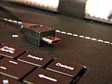 Чехол с клавиатурой 9.7 черный с русскими буквами, фото 5