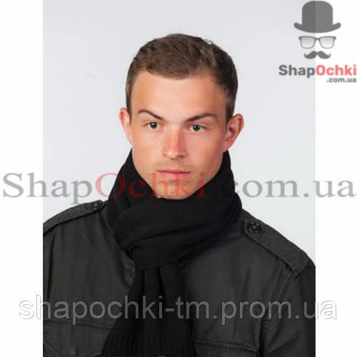 Шарф мужской Caskona, Classic, черный
