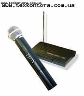 Мобильный Радиомикрофон беспроводной ручной, радиосистема SHURE VHF200hand