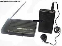 Радиомикрофон на аккумуляторе, Радиосистемы SHURE VHF200 lavalier