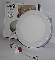 Потолочная LED лампа накладная, круглая, фото 1