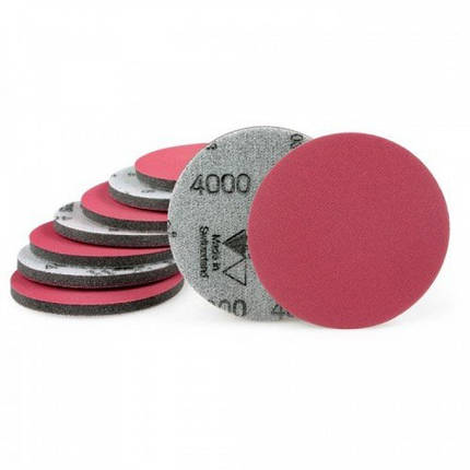 Абразивний круг - SIA Velvet K1000 150 мм. (3307.1000), фото 2