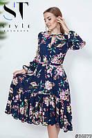 Платье женское норма р.42-44 ,44-46  ST Style, фото 1
