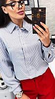 Рубашка женская норма МШВ538, фото 1