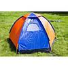 Палатка JY 1516 гексогональная 3-х местная однослойная