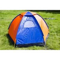 Палатка JY 1516 гексогональная 3-х местная однослойная, фото 1