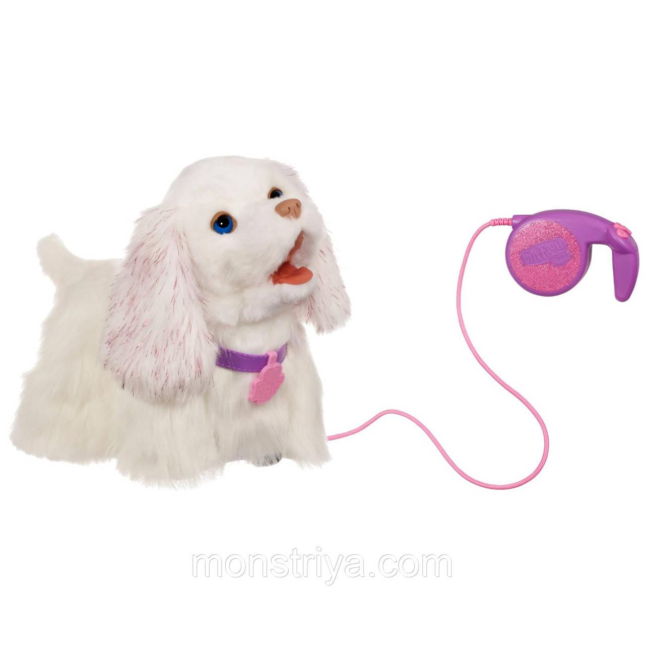 Fur Real Friends Інтерактивне щеня Го-Го (Go-Go)