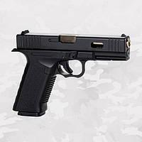 Пневматический пистолет KWC G17 KMB-19AHN (Glock 17) Blowback газобаллонный CO2 (Глок 17), фото 1