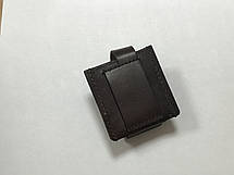 Чехол Hand Made, итальянская кожа, (8х4,5 см), фото 3