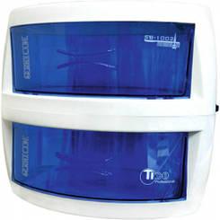 Ультрафіолетовий стерилізатор для інструментів TICO Professional Germicide двокамерний