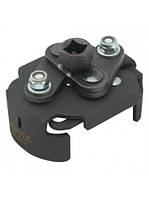 """Съёмник м/фильтра универсальный 66-94 мм 3/8"""" или под ключ 17 мм. (JDAA0808) TOPTUL, фото 1"""