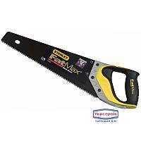 Ножовка 380 mm STANLEY JET CUT FATMAX 2-20-528 (с покрытием)