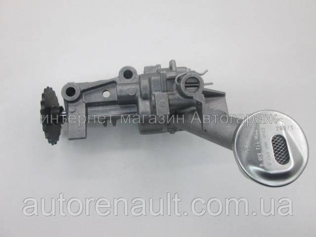 Масляный насос на Рено Трафик 01-> 1.9dCi — Renault (Оригинал) - 8200783526