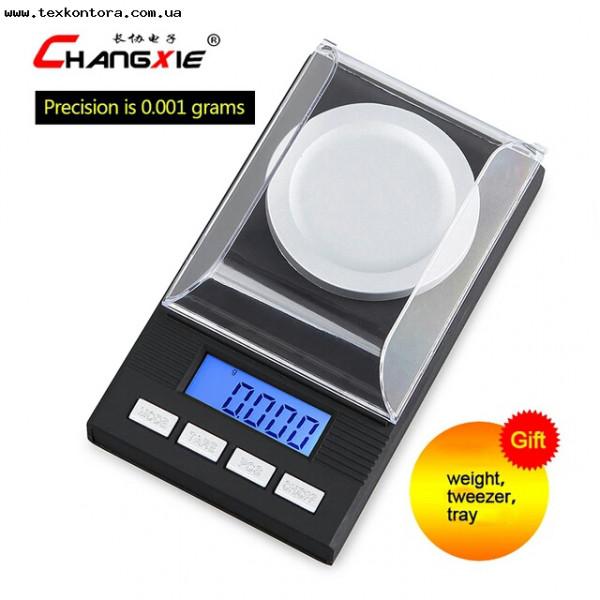Весы ювелирные точные CX-128