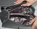 Модная маленькая женская сумка через плечо/компактная женская сумка клатч, фото 7
