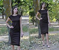 Женственное платье миди