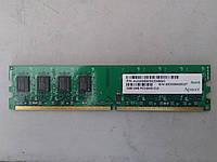 Оперативная память б/у Apacer DDR2-800 2048MB PC2-6400 (AU02GE800C5NBGC)