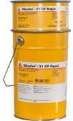 Эпоксидный клей Sikadur®-31 CF (A+B) rapid