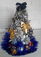 Новогодняя елка из шишек -подарок на Новый год 2019, фото 1