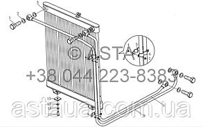 Масляный Радиатор на YTO 1254