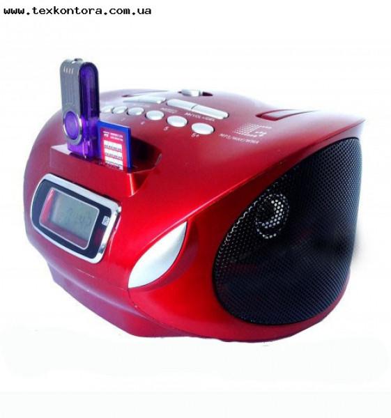 Бумбокс портативный цифровой GOLON RX-627 Q