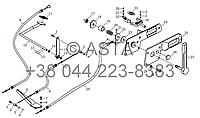 Механизм управления дросселем - устройство выключения (опция) на YTO-X1254