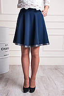 Подростковая юбка для девушек. Размеры 40-46, фото 1