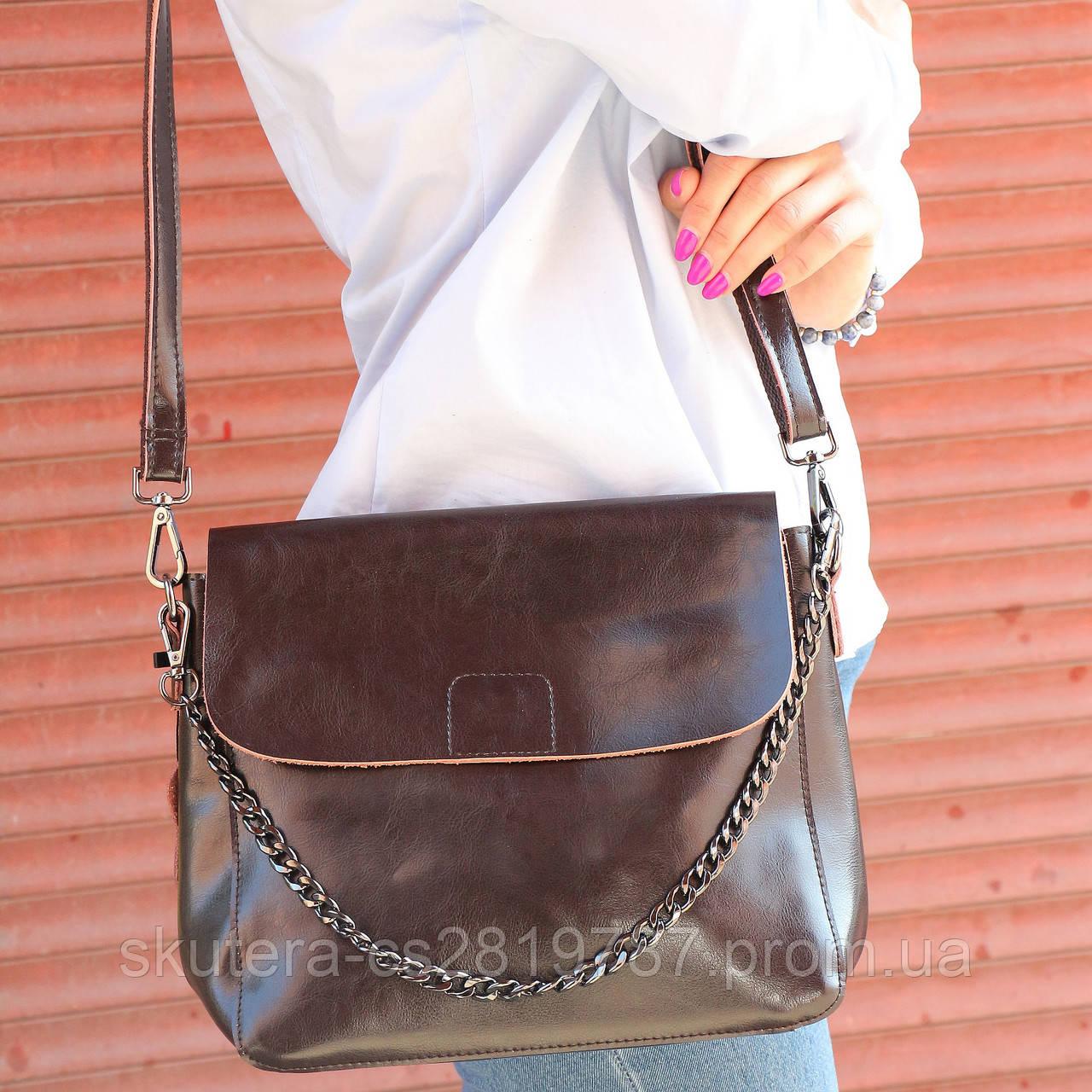 ed91da4629c0 Женская кожаная сумка