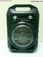 Портативная акустика Bluetooth, USB и радио BS-12