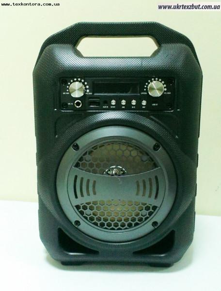 Автономная акустика Bluetooth, USB, FM BS12