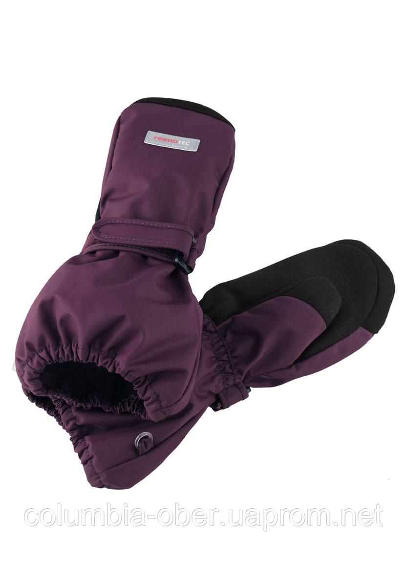 Зимние рукавицы для девочки Reimatec Ote 527288-4960. Размеры 2-6.