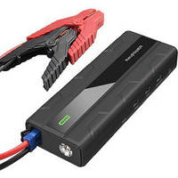 RavPower RavPower Car Jump Starter 14000mAh 1000A Peak Current Quick Charge 3.0 12V Black (RP-PB063)