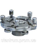 5-4-3 позиционная планшайба адаптер для литых дисков без центрального отверстия