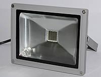 Светодиодный прожектор RGB (многоцветный) 25W + пульт ДУ.