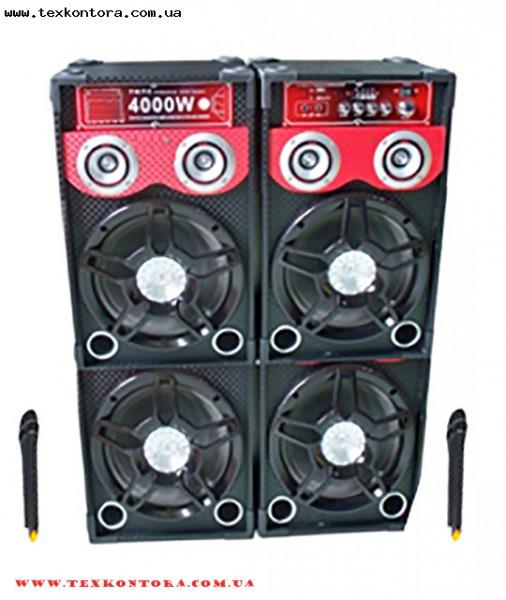 Активная акустика комплект пара STAGE210E + радиомикрофон