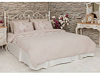 Евро комплект постельного Mona Rosa 200*220 Турция