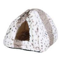 Домик для кота Trixie мех для кошек Leila 40*40*30см (3714)