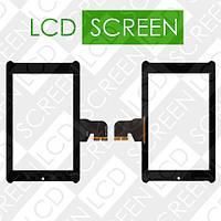 Тачскрин (touch screen, сенсорный экран) для планшетов Asus FonePad HD7 ME372, FonePad HD7 ME372CG, черный