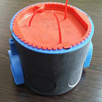 Звукоизоляционная коробка для розетки (кирпичная стена)